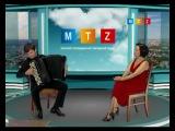 Михаил Бурлаков на телеканале